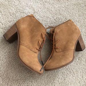 Ladies TOMs Booties Size 6